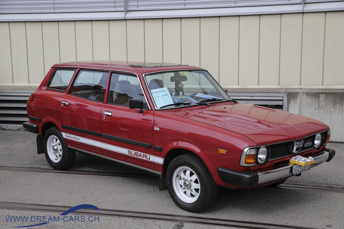 Subaru 1600 4WD 1978