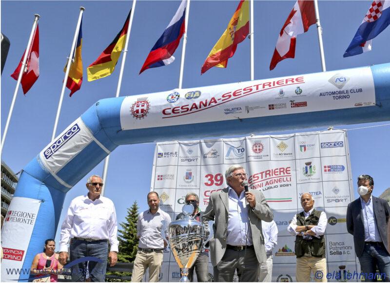 Bergrennen Cesana - Sestriere 2021