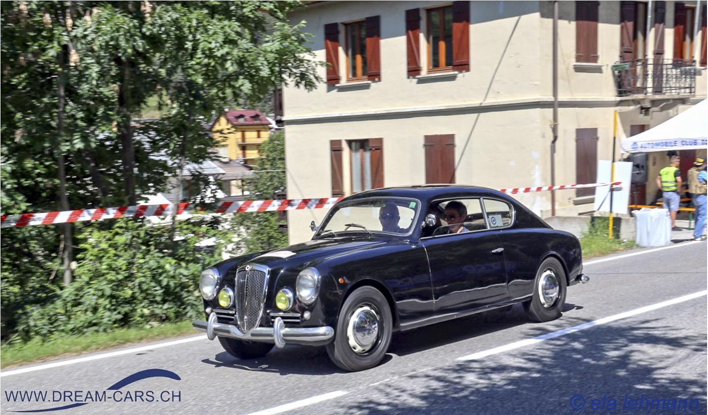 Die Aurelia B20, ein wunderschönes Fahrzeug