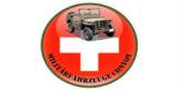 Militärfahrzeuge Convoy