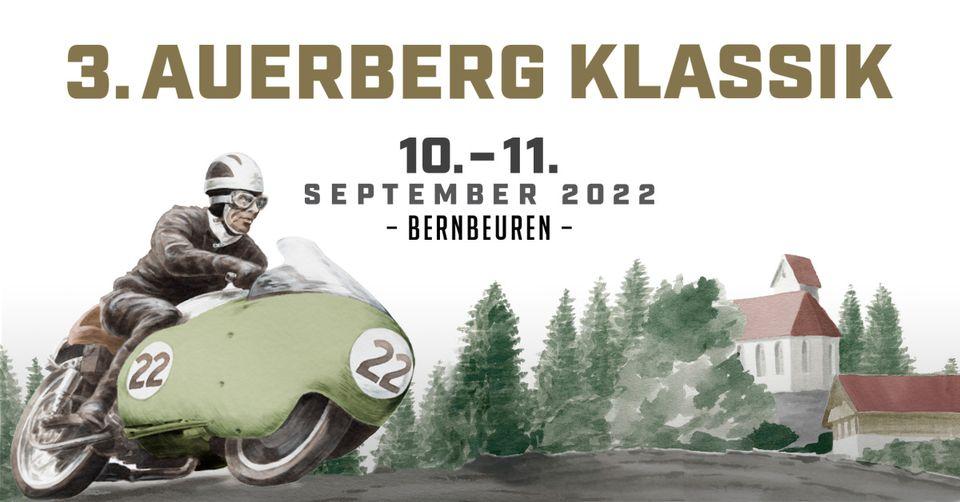 Auerberg, Klassik, 2022