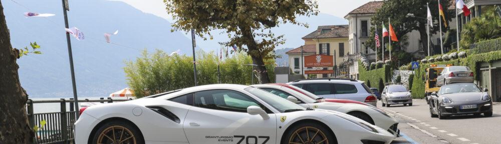 Gran, Turismo, Italia, September, 2021