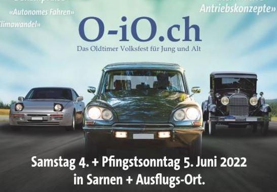 OiO, Oldtimer, in, Obwalden, Pfingsten, 2022