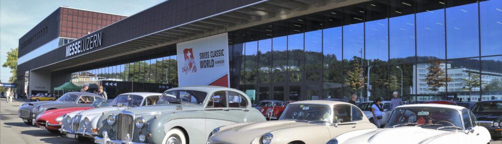 SWISS CLASSIC WORLD Luzern, 01. - 03. Oktober 2021