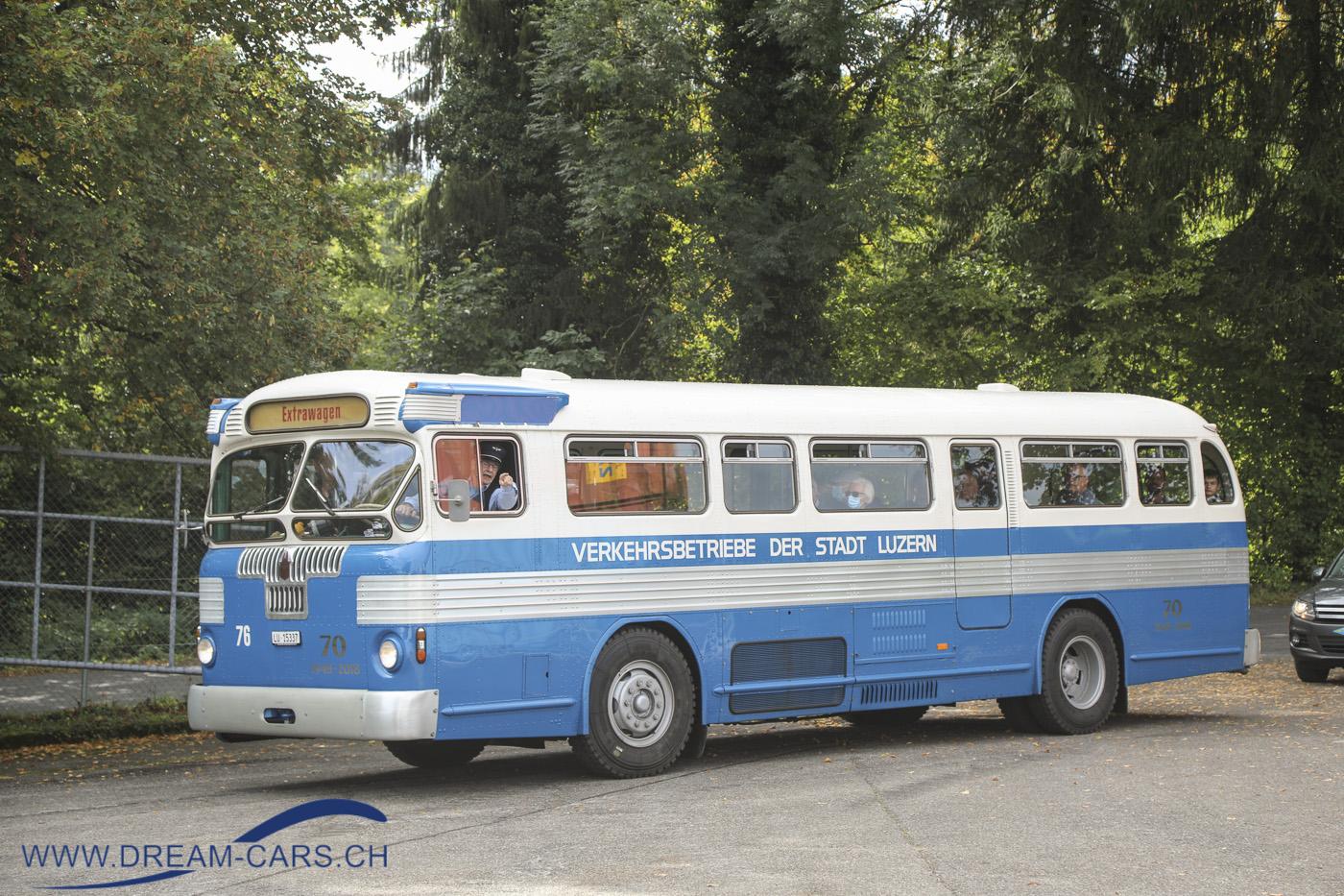 Twin, Coach, vbl-historic, Luzern