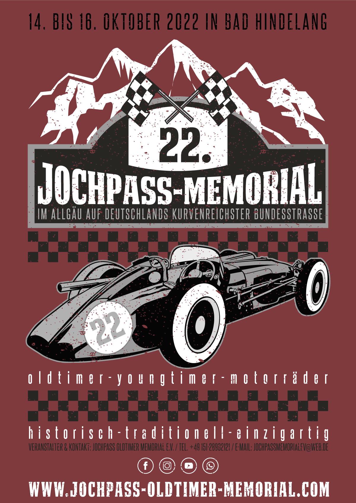 Jochpass, Oldtimer, Rennen, Memorial, 2022