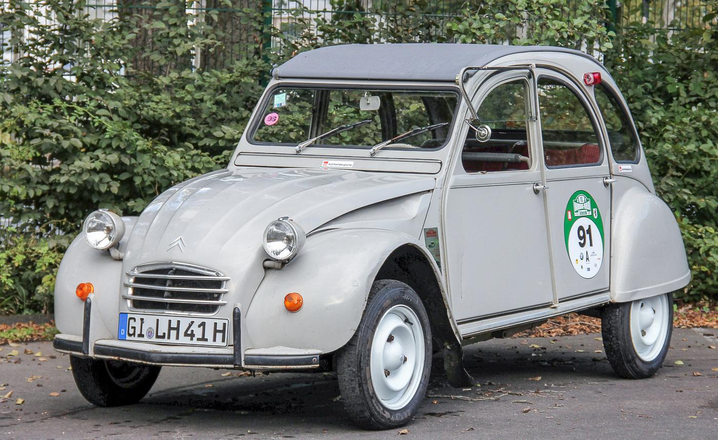 5. Preis: Citroën 2CV