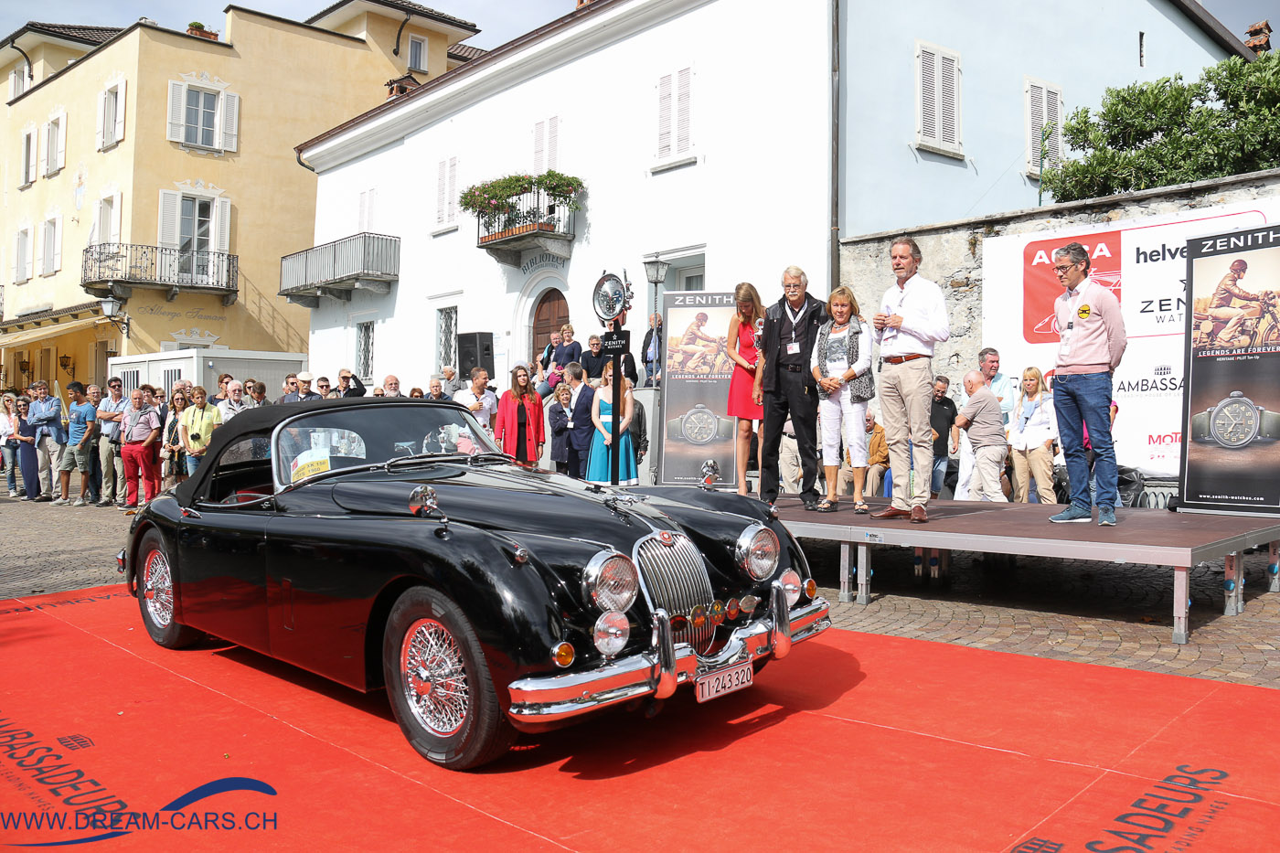 ACCA Ascona Classic Car Award 2016. Die Preisverleihung