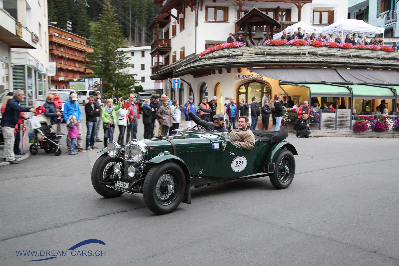 Corso Arosa Classic Car