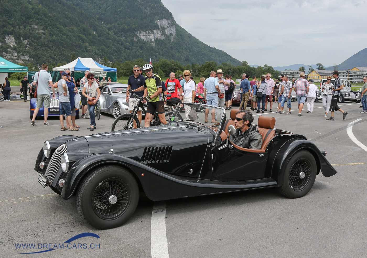 BCM Mollis, Morgan Club Schweiz