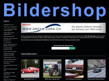 Bildershop Dream-Cars Schweiz