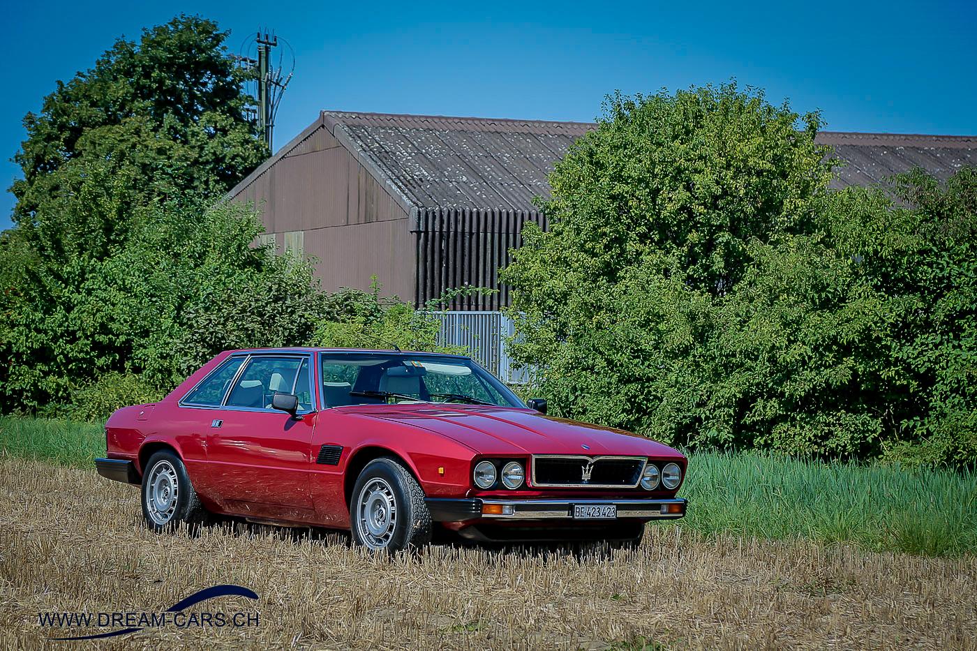 Klassiker der Woche Maserati Kyalami