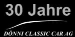 30 Jahre Dönni Classic Car AG Roggliswil