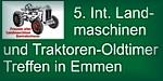 5. Internationales Traktoren Treffen Emmen