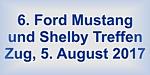 6. Ford und Shelby Treffen Zug