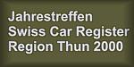 Jahrestreffen Swiss Car Register 2000 Thun