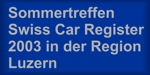 Sommertreffen 2003 Swiss Car Register