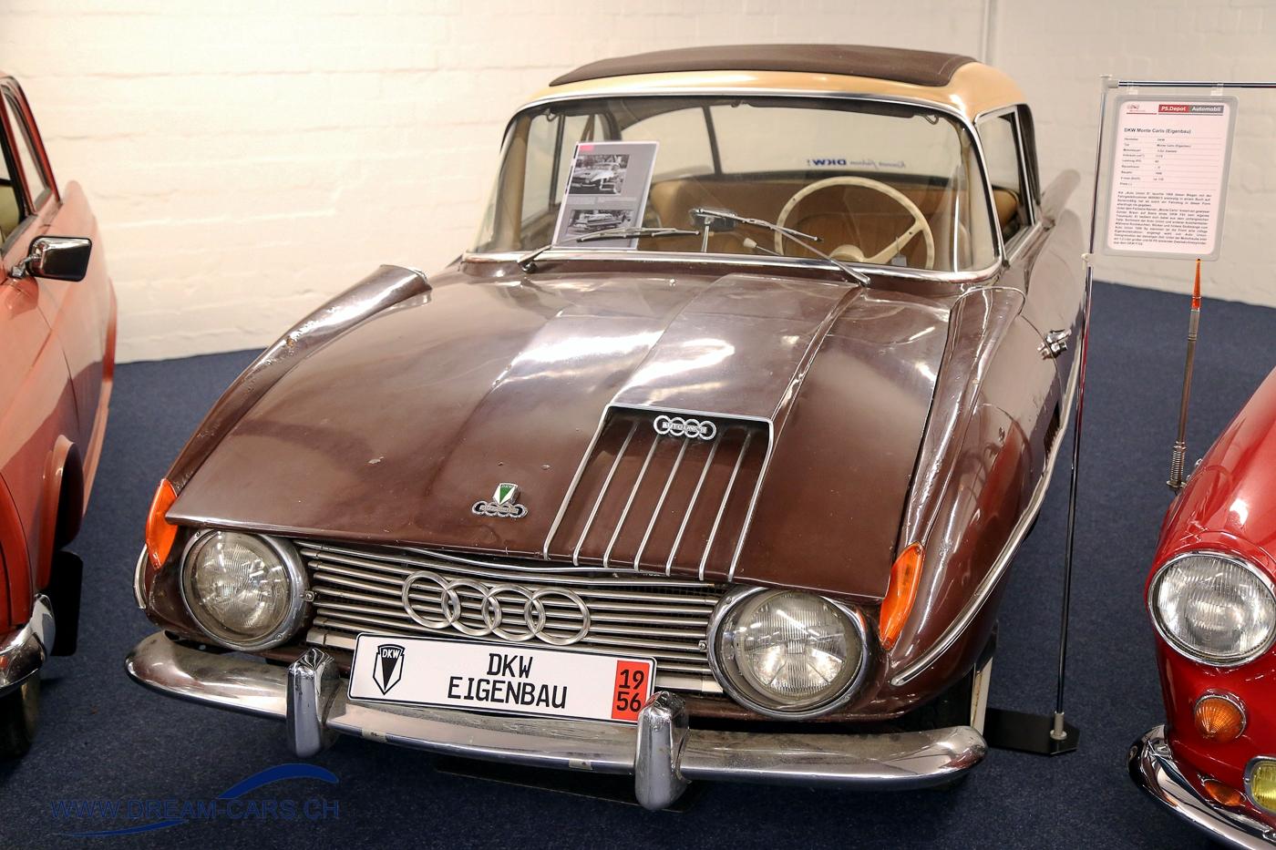 DKW Monte Carlo Eigenbau 1957