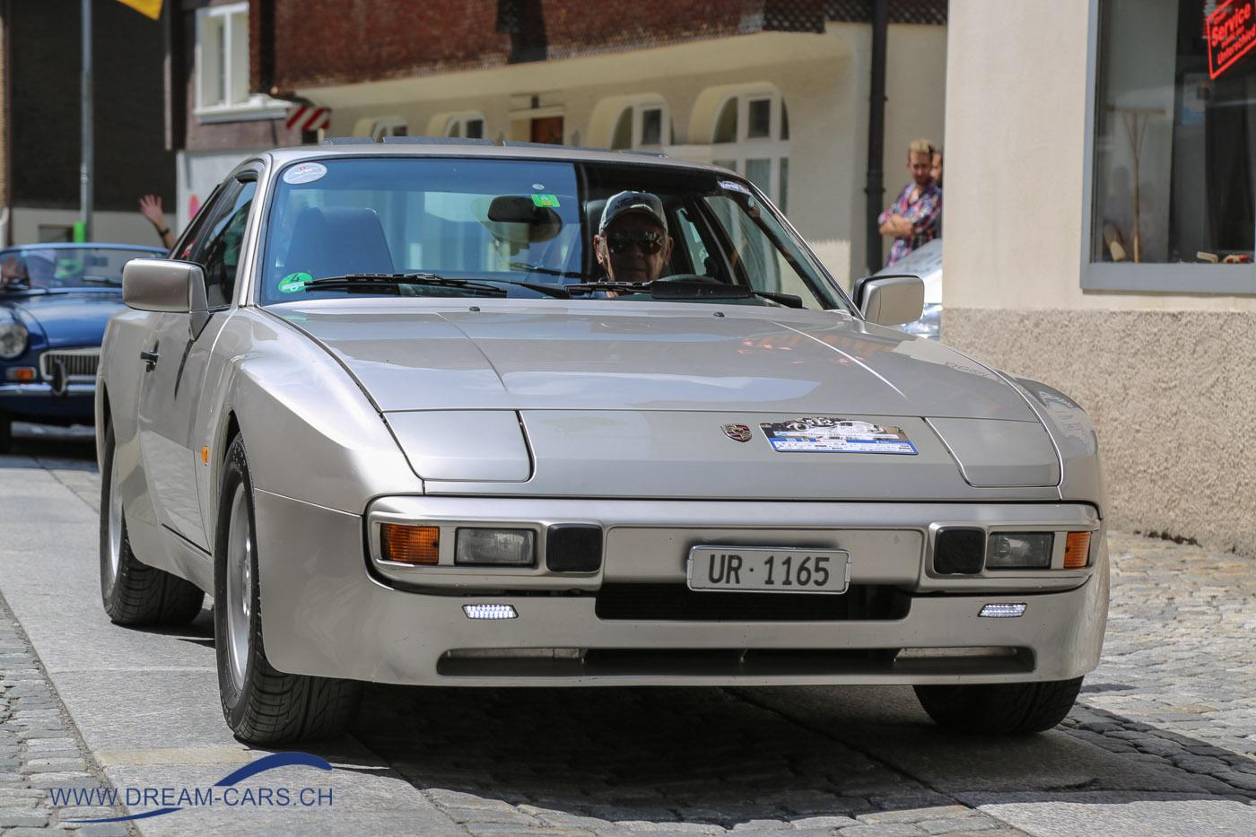 Porsche 944 S 1986