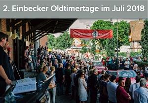 Einbecker Oldtimertage im PS SPEICHER Einbeck