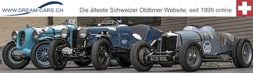 DREAM-CARS.CH – Das Schweizer Oldtimer Portal seit 1999
