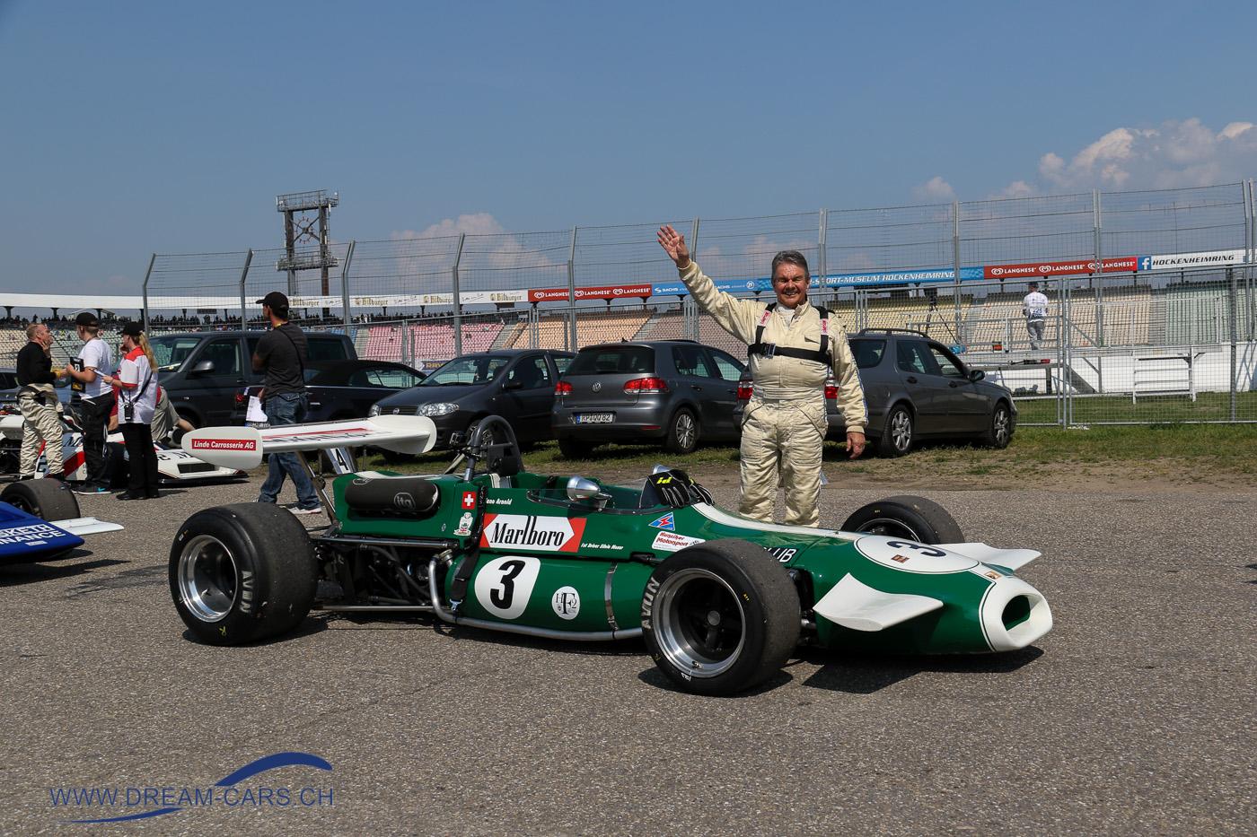 Luciano Arnold Brabham BT 36