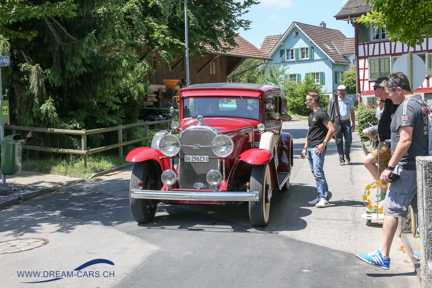 Nicht nur landwirtschaftliche Fahrzeuge waren in Roggwil zu bestaunen