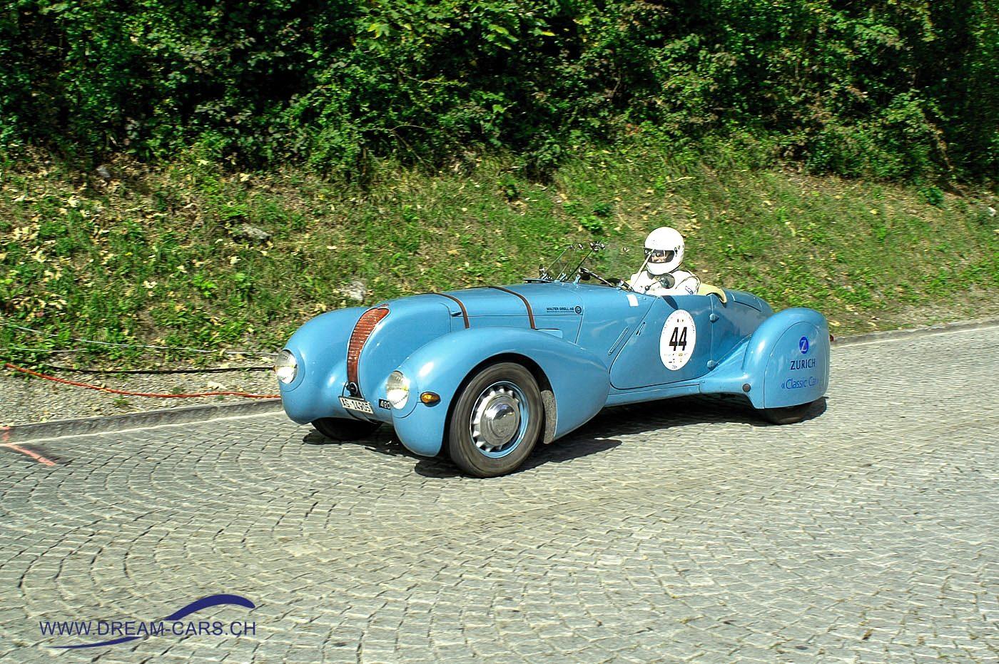 Deutsch Bonnet DB 2 Roadster 1938 Sammlung Walter Grell