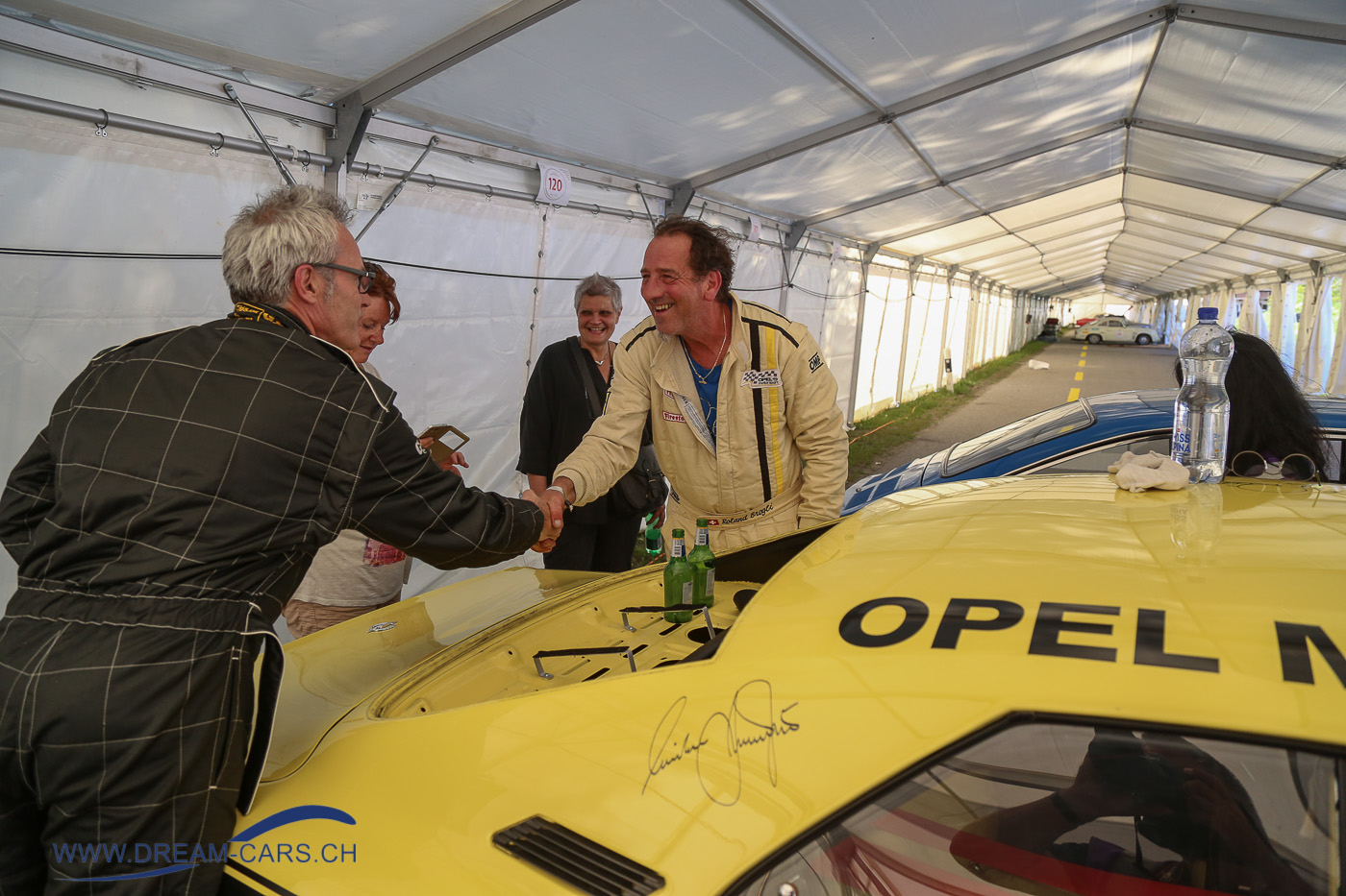 Opel Manta A Roland Brogli