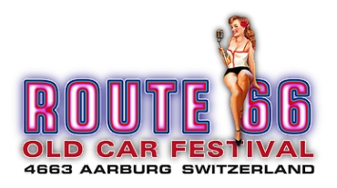 Route66 Old Car Festival Aarburg