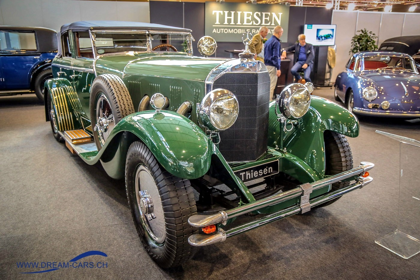 Mercedes-Benz 630 K 1928, mit einer Karosserie von Saoutchik