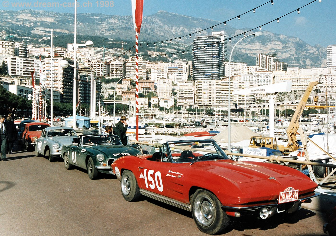 Winter Challenge to Monte Carlo 1998