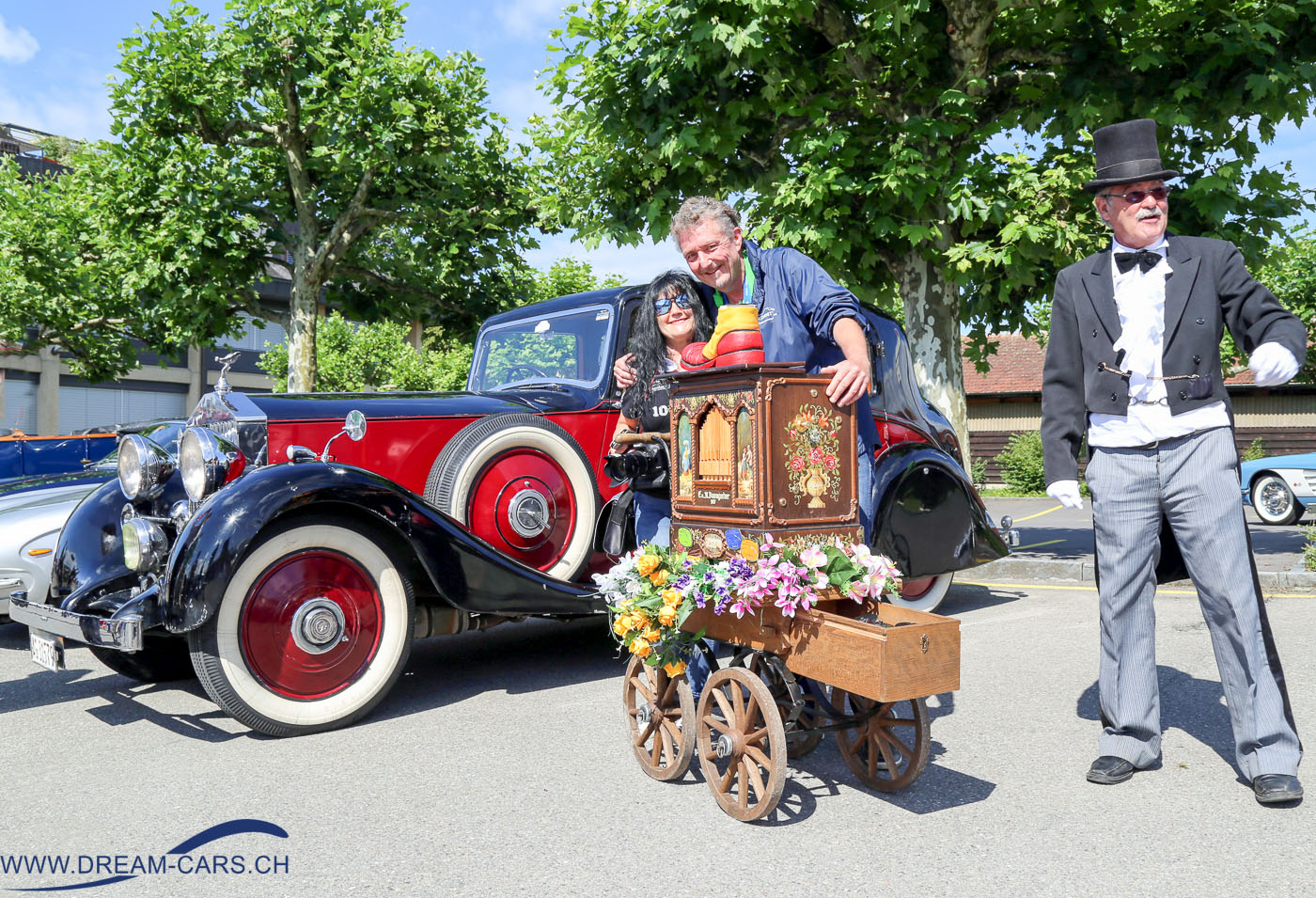 OSMT - Oldtimer Sunday Morning Treffen Zug, Juli 2016