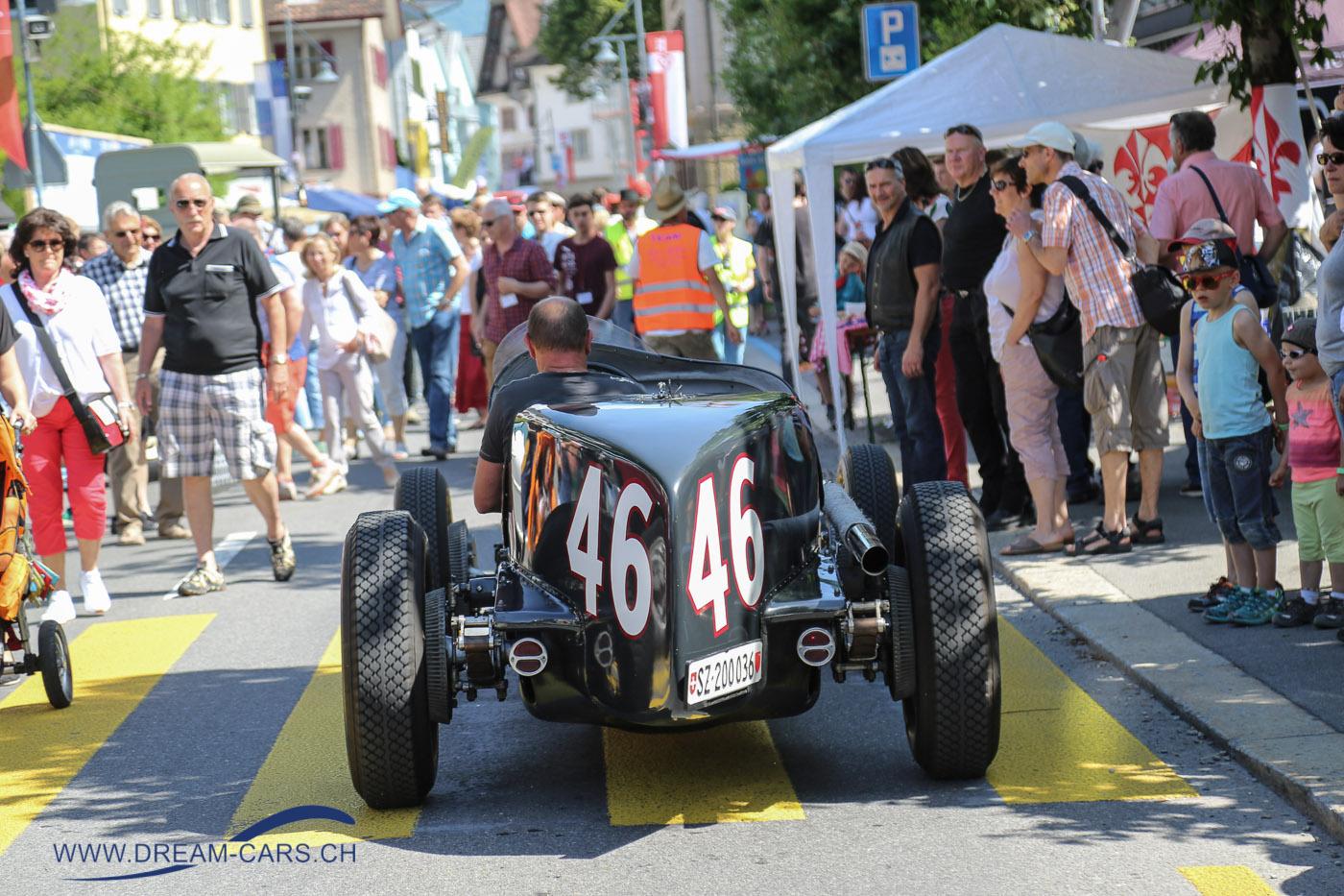 Studebaker Indy Car #46 Thomas Kuzn