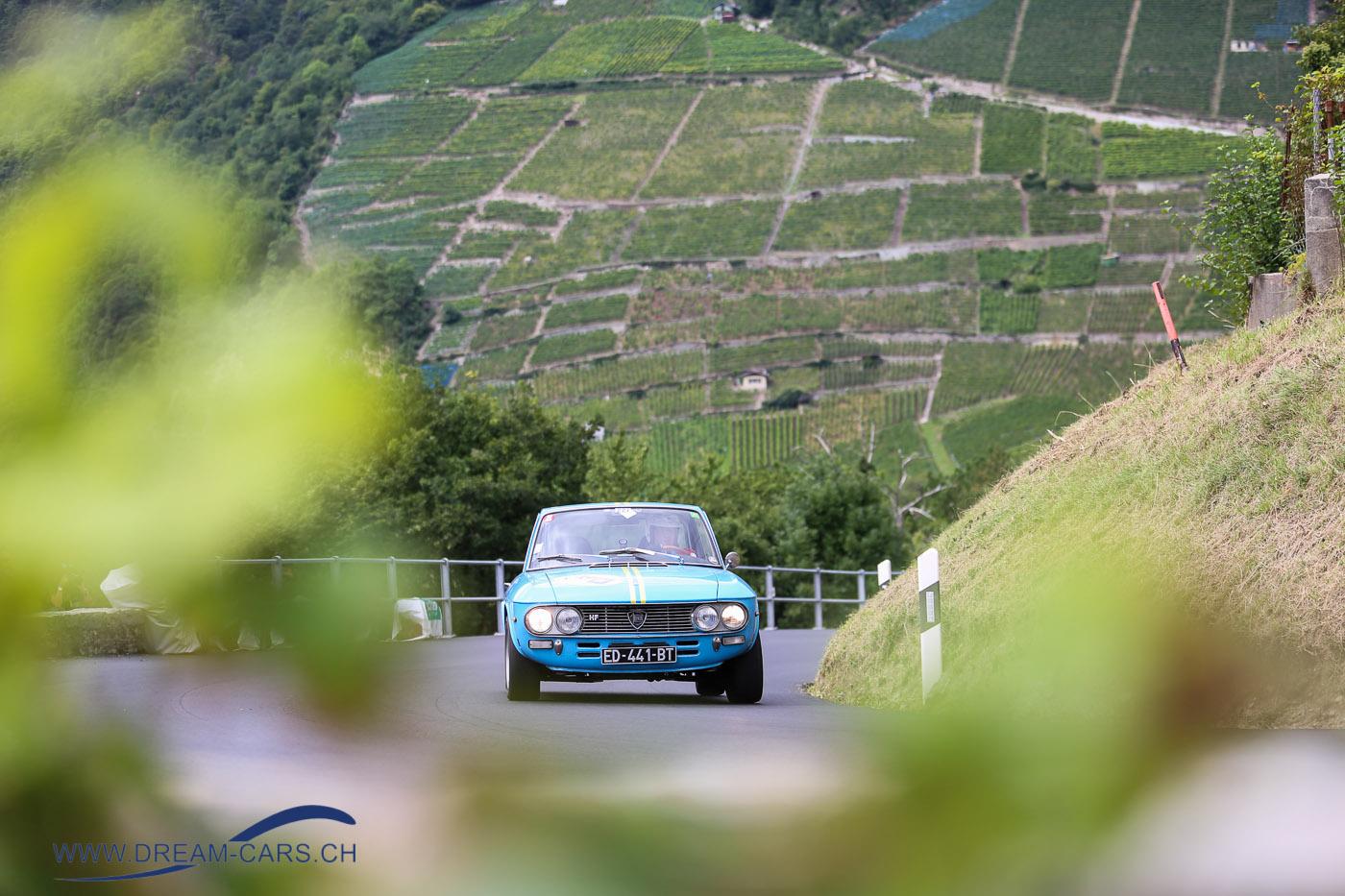 Ollon-Villars 2017 Lancia Fulvia