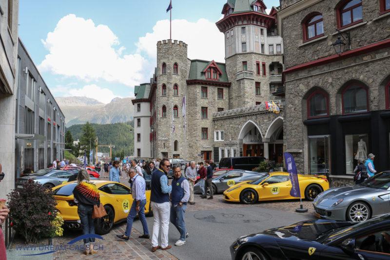 70 Jahre Ferrari - Badrutt's Palace, St. Moritz