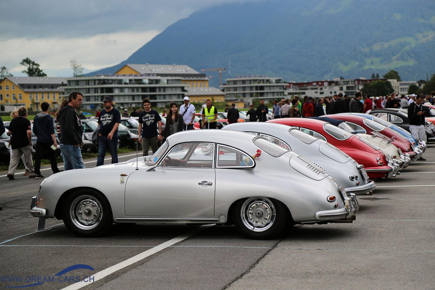 Porsche Treffen Mollis, 02.07.2016