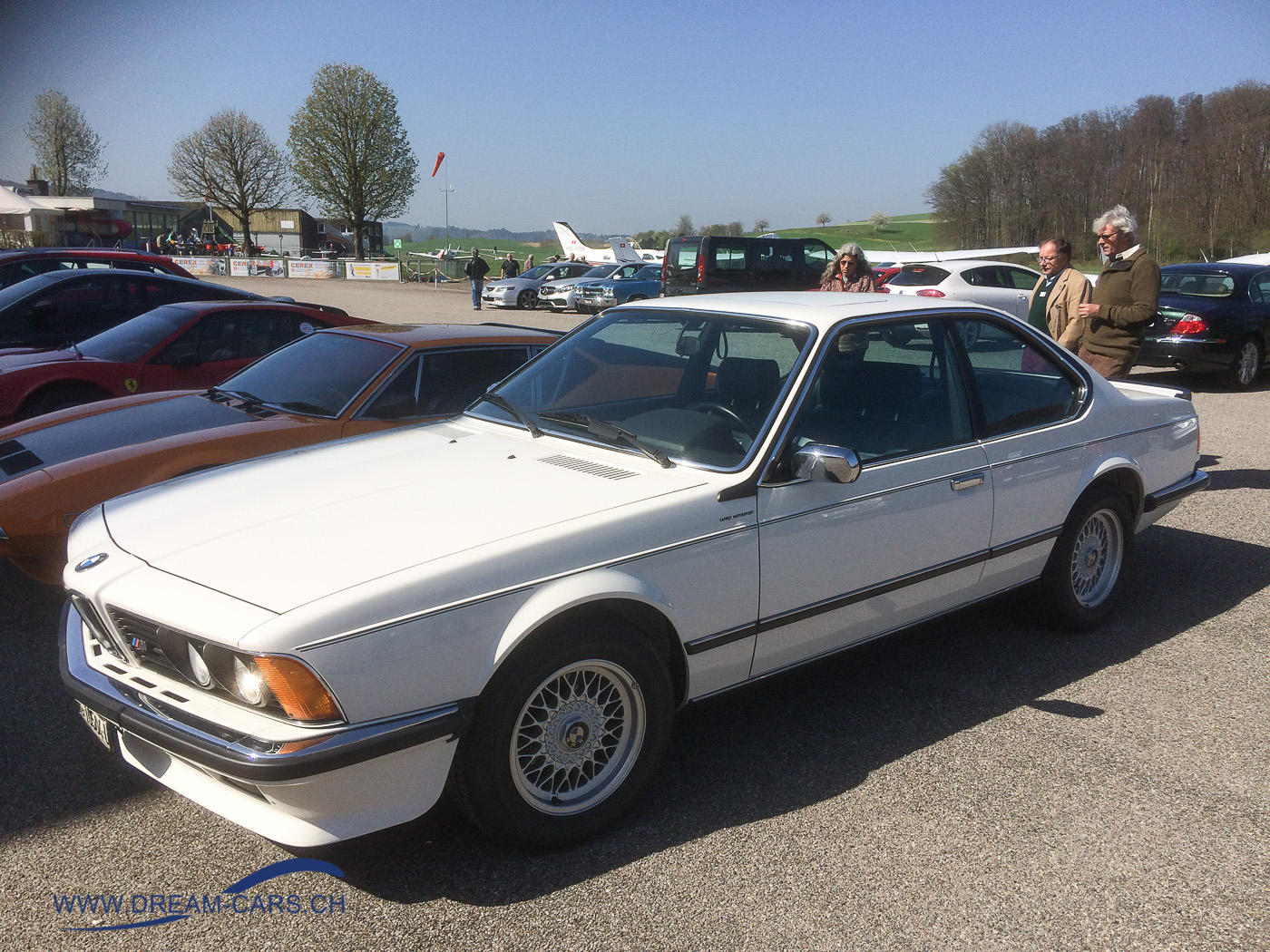 Dream-Cars Klassiker der Woche BMW M 635 CSI
