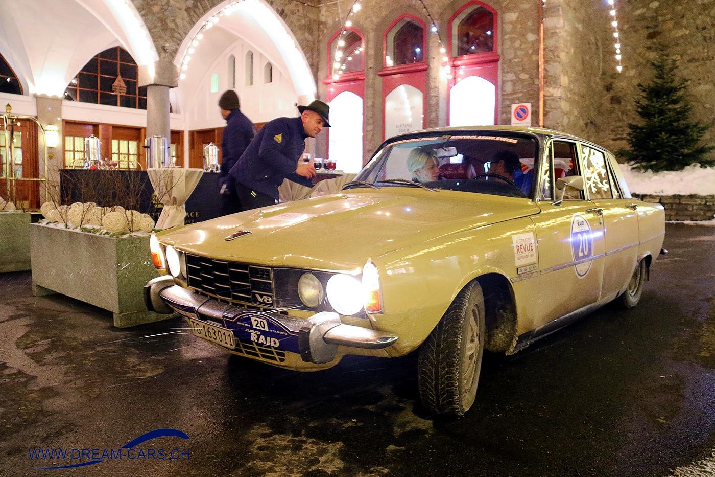 Rover P 2000 - Auto des Jahres 1964