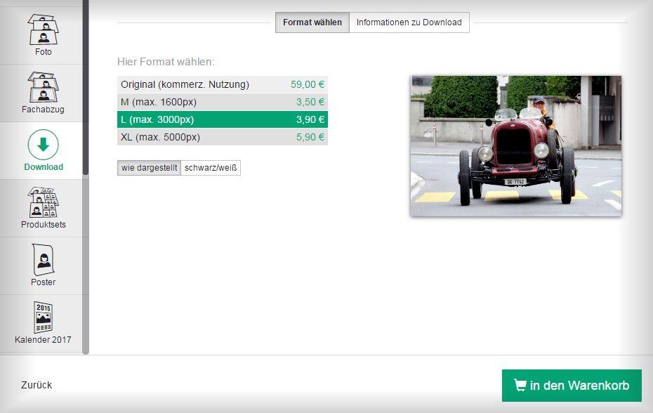 Dream-Cars Webshop