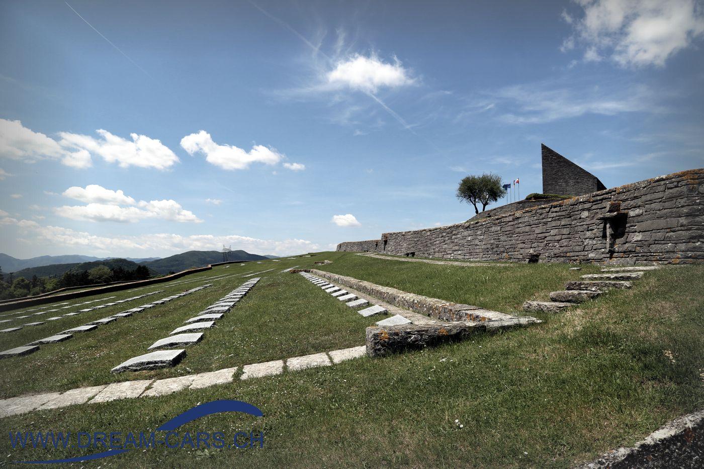 Soldatenfriedhof Futapass
