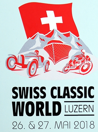 Dream-Cars Swiss Classic World 2018