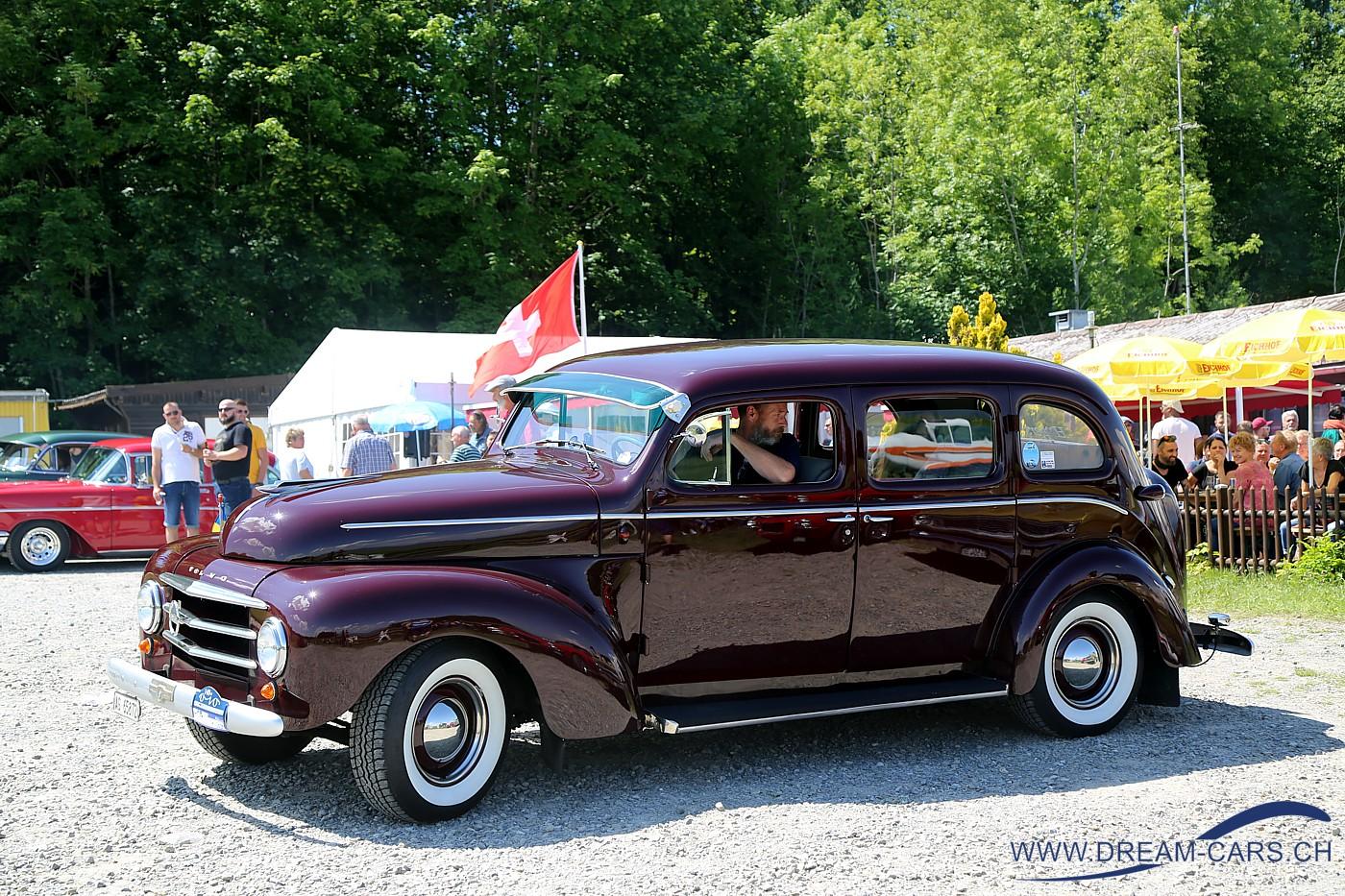 Volvo PV 831 1954 Richard Manser