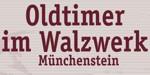 Oldtimer im Walzwerk Münchenstein