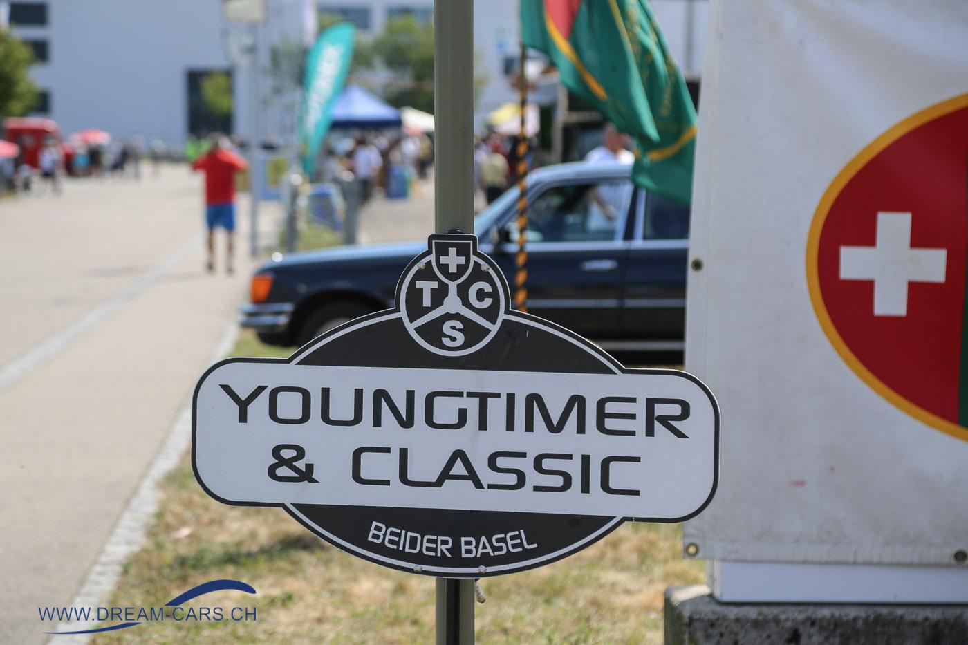 Youngtimer & Classic Pratteln, 14.07.2018
