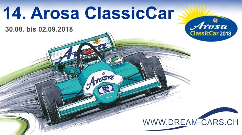 Arosa ClassicCar 2018